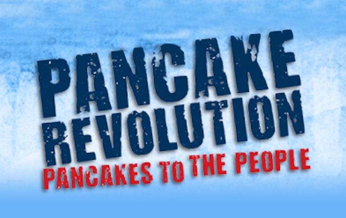 Pancake-revolution