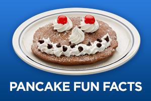 Pancake-fun-facts